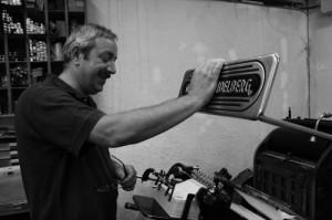 Mauro Dossi e la stella tipografica